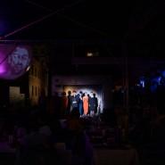 Спектакль-ужин под открытым небом «Уехать/Остаться» фотографии
