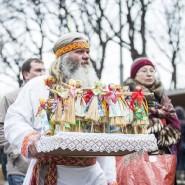 Масленица в парках Москвы 2017 фотографии