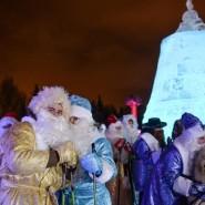 Новогодний фестиваль «Ледовая Москва. В кругу семьи» 2016 фотографии