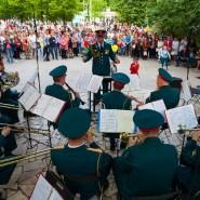 Сезон концертов «Военные оркестры в парках» 2019 фотографии