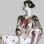 Выставка «Возвращение в Россию. Эльвира Еропкина — мастер художественного фарфора» фотографии