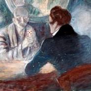 Выставка «Что-с? — Штосс…»: последняя (не)оконченная повесть Лермонтова» фотографии