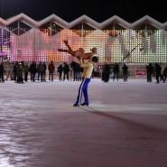 Открытие зимнего сезона в парке «Сокольники» фотографии