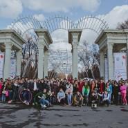 Субботники впарке «Сокольники» 2018 фотографии
