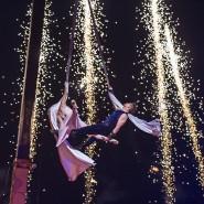Огненный балет «Ромео и Джульетта» фотографии