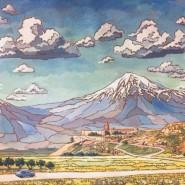 Выставка «Краски Армении» фотографии