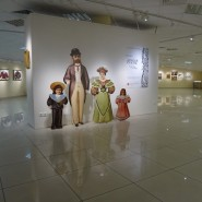 Выставка «Дамское счастье. Из коллекции Татьяны и Сергея Макеевых» фотографии