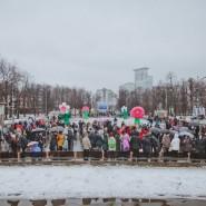8 марта в парке «Сокольники» 2016 фотографии