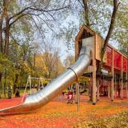 Парк «Красногвардейские пруды» фотографии