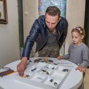День отца в Дарвиновском музее 2019 фотографии