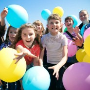 День защиты детей на Цветном бульваре 2019 фотографии