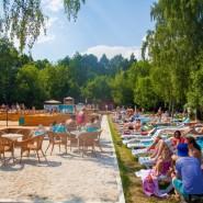 «The Баssейн» в парке «Сокольники» 2015 фотографии