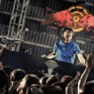 Red Bull Music Festival 2018 фотографии