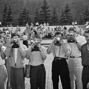 Выставка «Москва 1957 в фотографиях Леонара Джанадды. Взгляд молодого швейцарца» фотографии