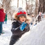 «Фестиваль снеговиков» впарке «Сокольники» 2018 фотографии