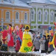 Фестиваль «Московская масленица» 2017 фотографии