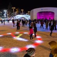 День зимних видов спорта на ВДНХ фотографии