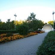 Парк «Певческое поле» фотографии