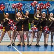 Открытый Кубок Москвы по черлидингу 2016 фотографии
