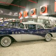 День Автомобилиста в Автомузее «Моторы Октября» 2019 фотографии