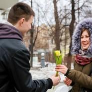 8 марта в парках Москвы 2017 фотографии