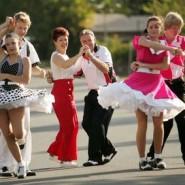 Открытие танцплощадки на ВДНХ фотографии