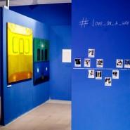 Выставка «Метро. Синий» фотографии