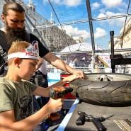 Детская программа в День города 2020 фотографии