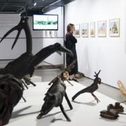Выставка «Труд будущего – искусство в Никола-Ленивце» фотографии