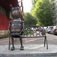 Скульптура «Пчелка НоЗя» фотографии
