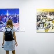 Выставка «Шаболовка: временная архитектура» фотографии