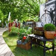 Фестиваль садов и цветов «Moscow Flower Show» 2018 фотографии