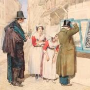 Выставка «Конец прекрасной эпохи. Рисунок первой половины XIX века» фотографии