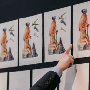 Выставка «Дали — Живые сны» фотографии