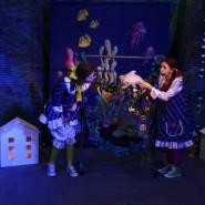Бэби-театр в Москвариуме фотографии