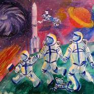 Выставка «Космическая экспедиция» фотографии