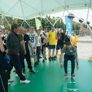 Сдача нормативов ГТО в парке «Кузьминки» 2017 фотографии