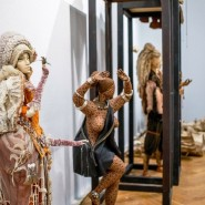 Выставка «Кукольные истории» фотографии