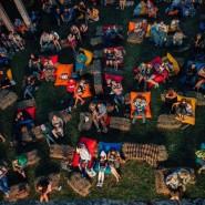 «Фестиваль уличного кино» в Москве 2020 фотографии