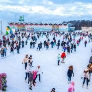 Открытие зимнего сезона в парке «Сокольники» 2017 фотографии