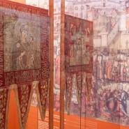 Выставка «Хоругви XVII века. Памятники лицевого шитья» фотографии