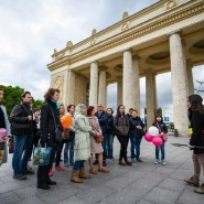 «Ночь искусств» в Парке Горького 2019 фотографии