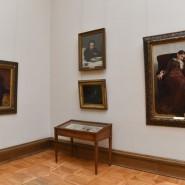 Выставка «Модель художника в объективе фотоаппарата» фотографии