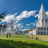 Стендовая выставка «Прогулки по Коломенскому» фотографии