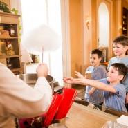 Семейный бранч в ресторане BUONO 2019 фотографии