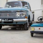 Выставка «Машины нашего двора» фотографии