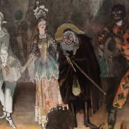 Выставка «Арлекины Серебряного века. К.А. Сомов, Н.Н. Сапунов, С.Ю. Судейкин» фотографии