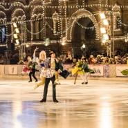 Ледовые шоу на ГУМ-катке 2018/19 фотографии