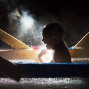 Крещенские купания в Москве 2018 фотографии