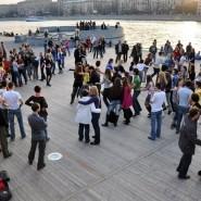 Танцы в Парке Горького 2018 фотографии